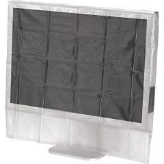 Copertina antipolvere Monitor Trasparente (L x L x A) 620 x 80 x 440 mm