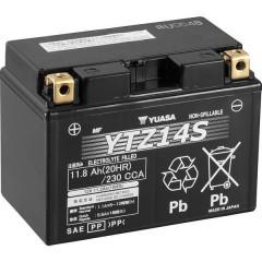 Batteria per moto YTZ14S 12 V 11.2 Ah