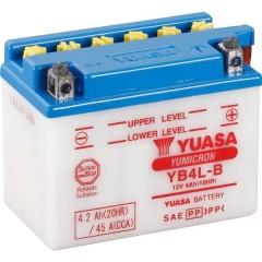 Batteria per moto YB4LB DC 12 V 4 Ah