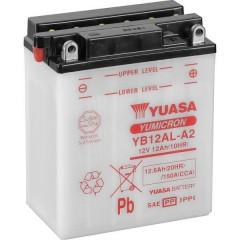 Batteria per moto YB12AL-A2 12 V 12.6 Ah
