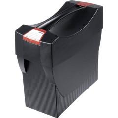 Contenitore per cartelle sospese SWING-PLUS Nero 1 pz.