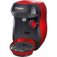 Happy Rosso Macchina per caffè con capsule