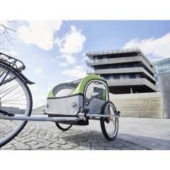 Rimorchio bicicletta per bambini