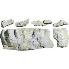 Universale Stampo in gomma per modellismo Struttura di roccia (L x L) 127 mm x 267 mm