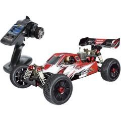 Automodello Virus 4.0 1:8 Nitro Buggy 4WD RtR 2,4 GHz