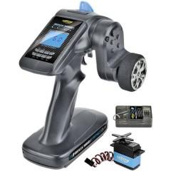 Radiocomando con impugnatura a pistola Reflex Wheel Pro III LCD Marine 2,4 GHz Numero canali: 3 incl.