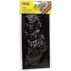 Universale Stampo per roccia modellismo Vetta alpina