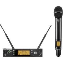 RE3-ND76-8M Kit microfono senza fili Tipo di trasmissione:Senza fili (radio) incl. morsetto