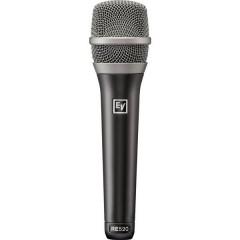 RE520 Microfono per cantanti Tipo di trasmissione:Cablato incl. borsello, incl. morsetto