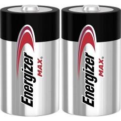 Max LR20 Batteria Torcia (D) Alcalina/manganese 1.5 V 2 pz.