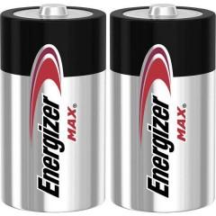 Max LR14 Batteria 1/2 Torcia (C) Alcalina/manganese 1.5 V 2 pz.