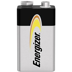 Power 6LR61 Batteria da 9 V Alcalina/manganese 9 V 1 pz.