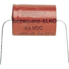 Condensatore per altoparlanti 470 µF