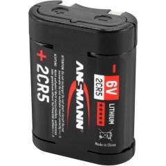 2CR5 Batteria per fotocamera 2CR5 Litio 6 V 1 pz.