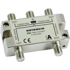 EBC 114 Distributore SAT 4 vie 5 - 2400 MHz