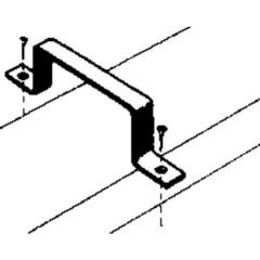 Sistema di ventilazione canale piatto 100 Supporto