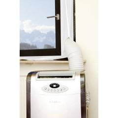 Guarnizione finestra per climatizzatori Bianco