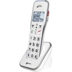 DECT595 Telefono a filo per anziani Segreteria telefonica, Vivavoce, Segnalazione ottica di chiamata,