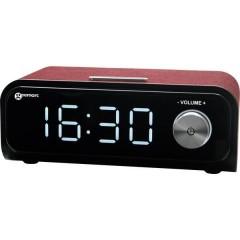 VISOTEMPO200 MP3-Player 8 GB Rosso, Nero Altoparlante