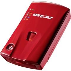 Registratore GPS (Logger) Tracker persone Rosso