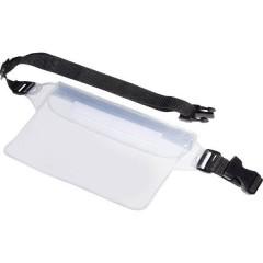 Sacchetto a tenuta dacqua (L x A) 150 mm x 220 mm nero, trasparente