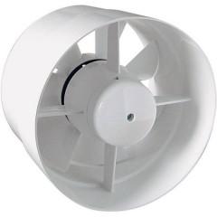 Ventola su tubo 230 V 105 m³/h 10 cm