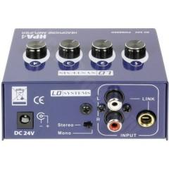 Amplificatore per cuffie Blu