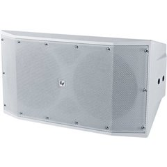 EVID-S10.1DW Altoparlante da parete 8 Ω Bianco 1 pz.