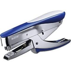 Cucitrice a pinza Capacità di impilatura:25 fogli (80 g/m²) Blu (metallizzato) 1 pz.