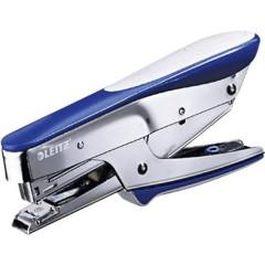 Cucitrice a pinza Capacità di impilatura:15 fogli (80 g/m²) Blu (metallizzato) 1 pz.