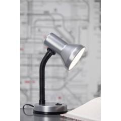 Junior Lampada da tavolo Lampada a risparmio energetico, Lampada ad incandescenza E27 40 W Titanio
