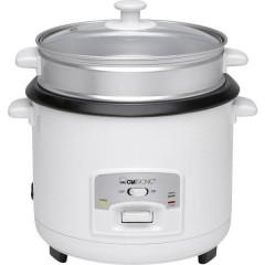RK 3566 Cuoci riso Bianco con funzione vapore