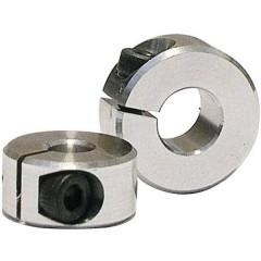 Anello di serraggio Adatto per albero: 8 mm Diam. est.: 18 mm Spessore: 6 mm M2.5 1 Paio/a