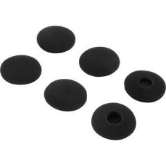 Cuffia On Ear Cuscinetto per cuffia 1 pz. 46 mm Nero