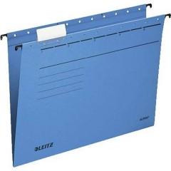 Cartella sospesa Alpha DIN A4 Blu 5 Pz/confezione 5 pz.