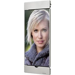 sDock s21 Supporto da parete per iPad Argento Adatto per modelli Apple: iPad 10.2 (2019), iPad Pro 10.5,