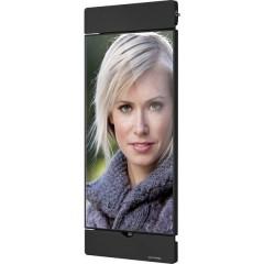 sDock s21 Supporto da parete per iPad Nero Adatto per modelli Apple: iPad Air (3. Generazione), iPad Pro