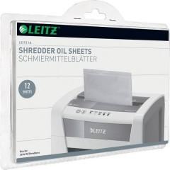 IQ Oil Sheets Foglio lubrificante per distruggi documenti 12 Foglio