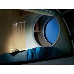 LEDstixx® (EU) L Lampada portatile LED (monocolore) Argento