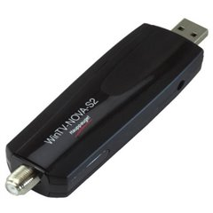 WIN TV Nova-S2 Ricevitore TV USB Funzione di registrazione Numero di sintonizzatori: 1