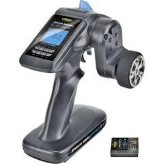 Radiocomando con impugnatura a pistola Reflex Wheel Pro III LCD 2.4 GHz 2,4 GHz Numero canali: 3