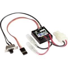 Viper Micro Marine Regolatore di velocità per modellino navale Brushed Capacità di carico (max.): 25