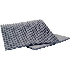 Schiuma acustica (L x L x A) 900 x 400 x 20 mm Poliuretano