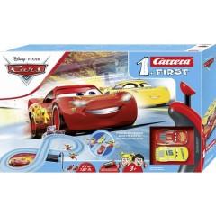 Kit iniziale (starter kit) First Disney Pixar Cars - Race of Friends