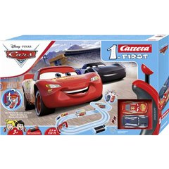 Kit iniziale (starter kit) First Disney Pixar Cars - Piston Cup