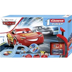 Kit iniziale (starter kit) First Disney Pixar Cars - Power Duell
