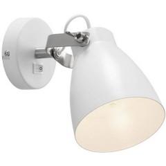 Largo Faretto da parete E27 25 W LED (monocolore) Bianco