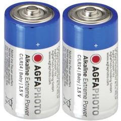 Batteria 1/2 Torcia (C) Alcalina/manganese 1.5 V 2 pz.