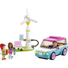 LEGO® FRIENDS Auto elettrica di Olivia