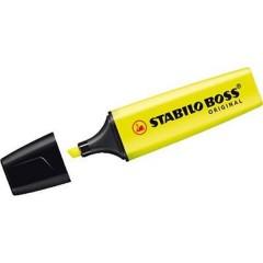 Evidenziatore STABILO BOSS® ORIGINAL Giallo 2 mm, 5 mm 1 pz.